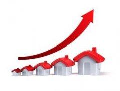 津城二手房价涨幅居十城之首